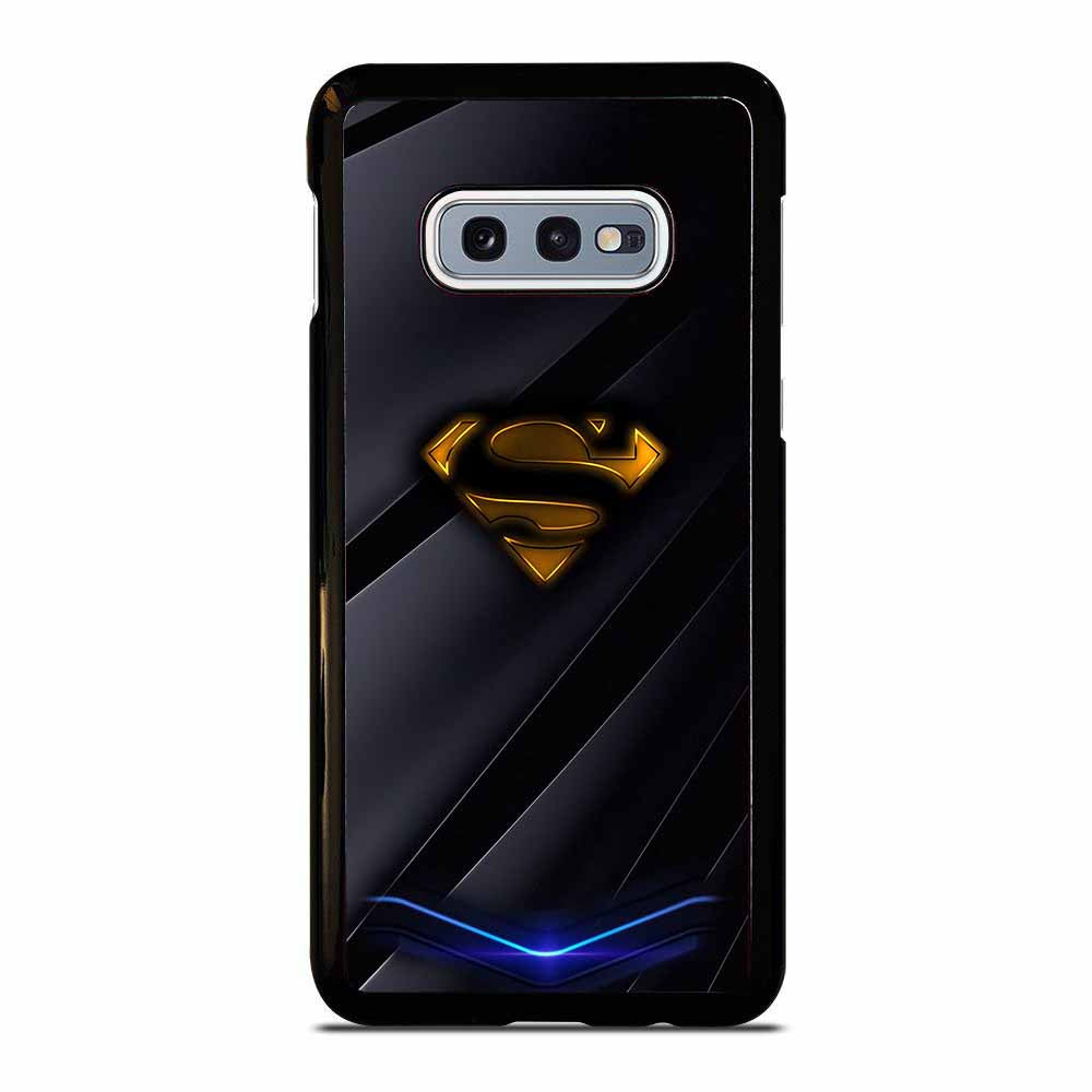 SUPER MAN -1 Samsung Galaxy S10E case
