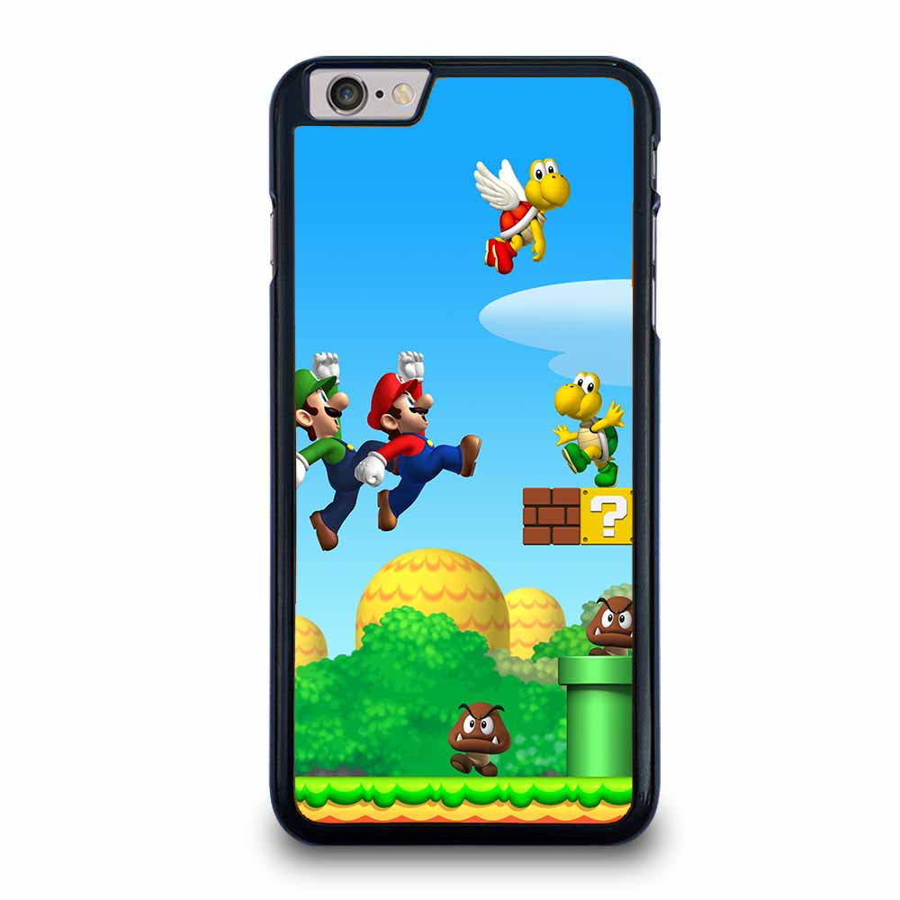 SUPER MARIO YOSHI LAND iPhone 6 / 6S Plus case