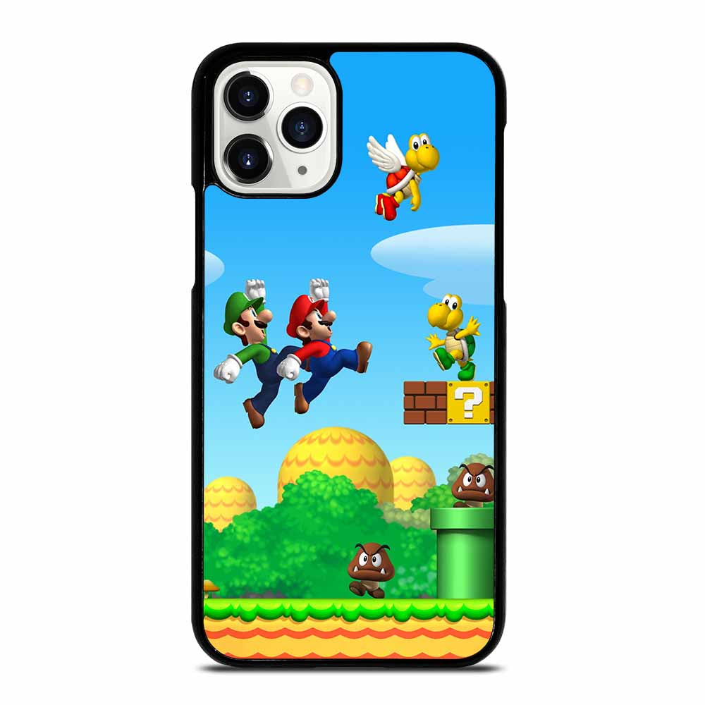 SUPER MARIO YOSHI LAND iPhone 11 Pro Case