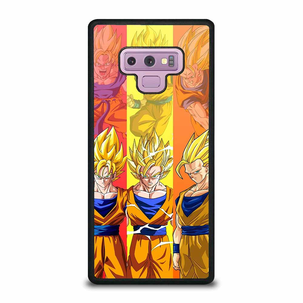 SUPER SAIYAN GOKU Samsung Galaxy Note 9 case