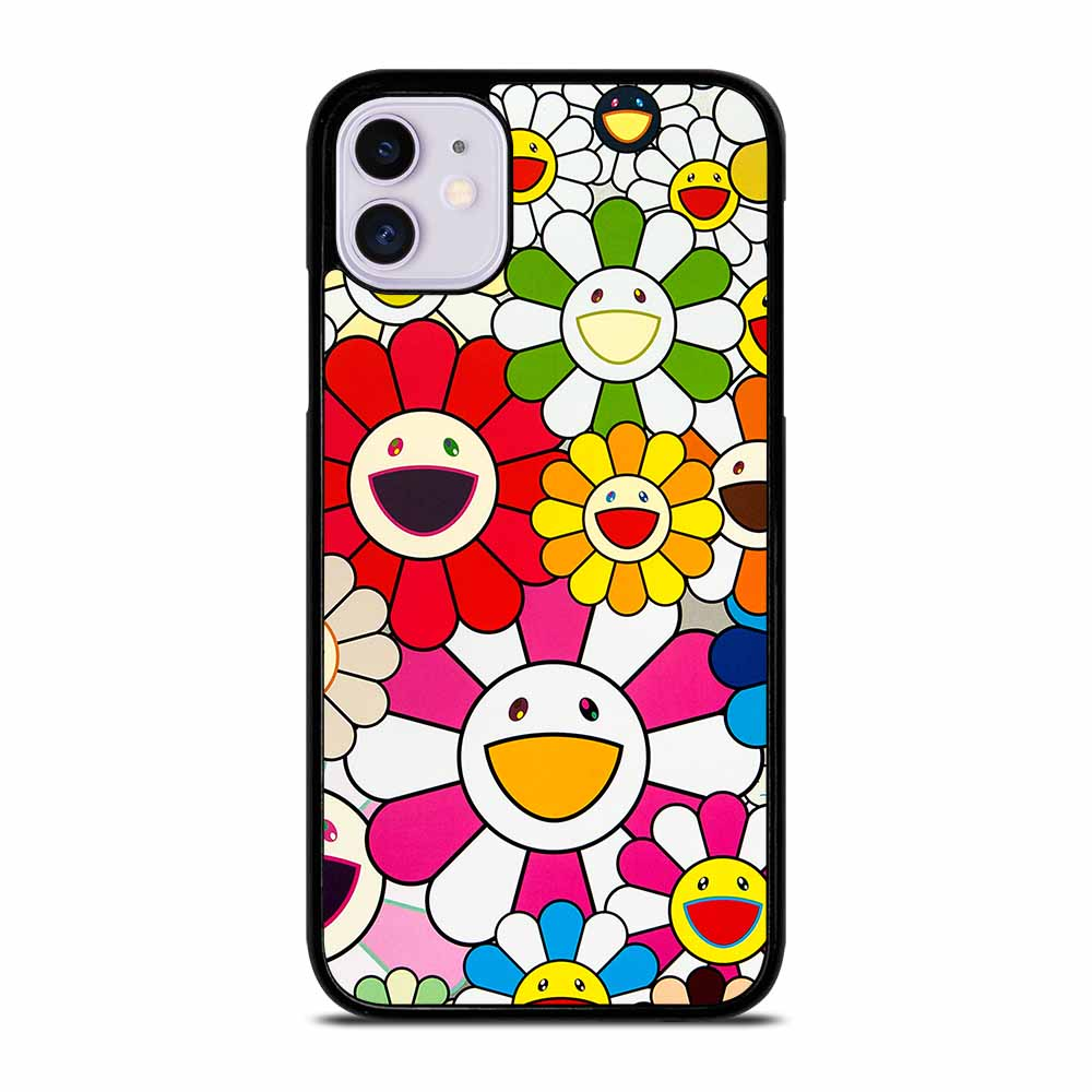 TAKASHI MURAKAMI FLOWERS iPhone 11 Case