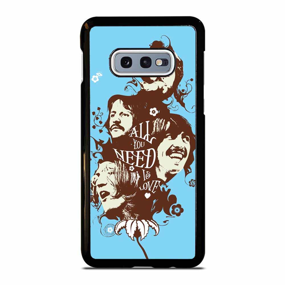 THE BEATLES ALL YOU NEED IS LOVE Samsung Galaxy S10E case