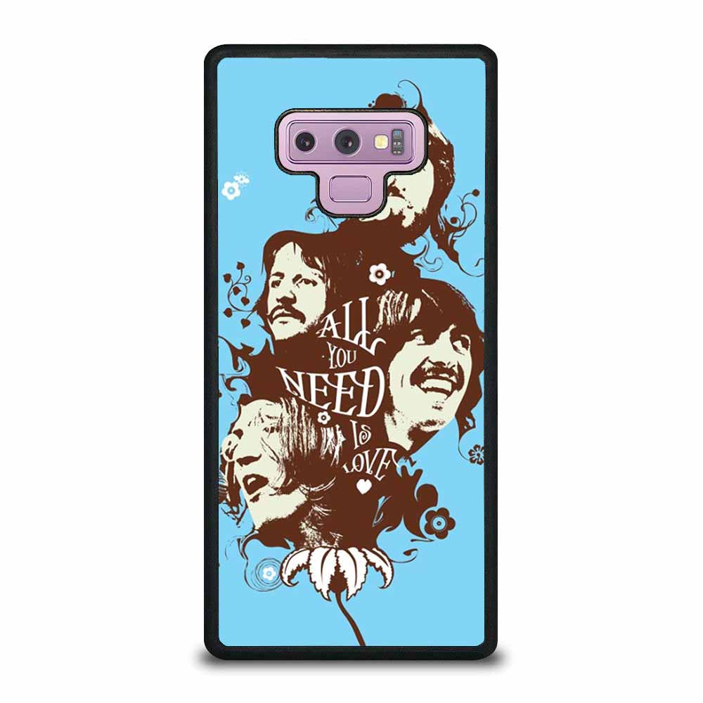 THE BEATLES ALL YOU NEED IS LOVE Samsung Galaxy Note 9 case