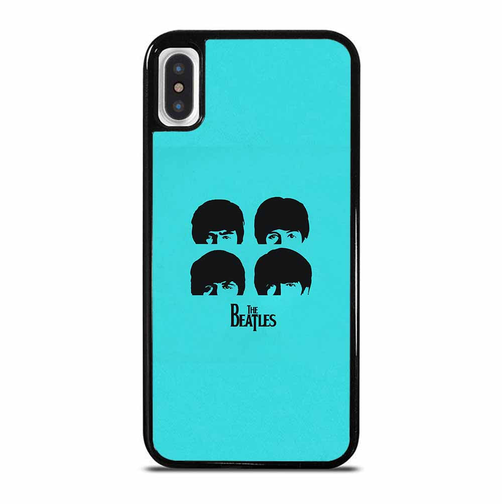 THE BEATLES BLUE iPhone X / XS Case