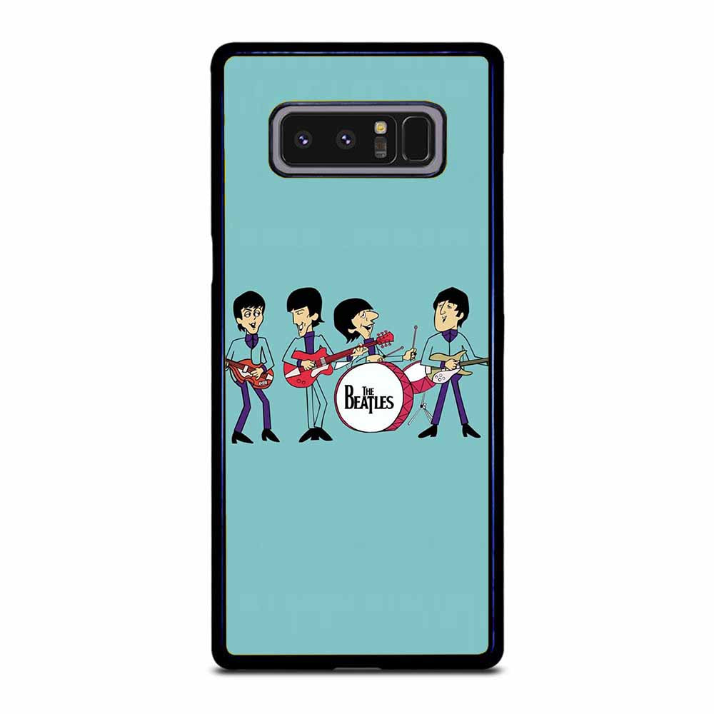 THE BEATLES CARTOON Samsung Galaxy Note 8 case