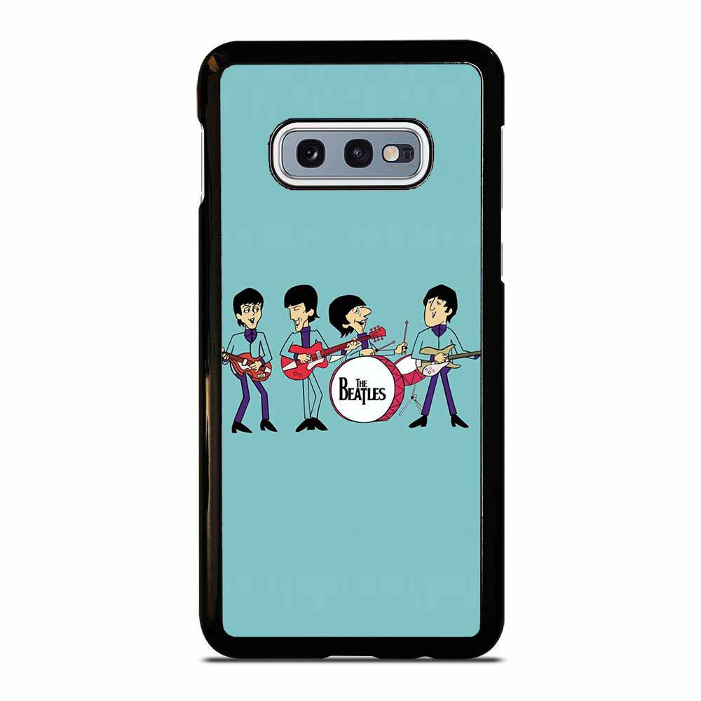 THE BEATLES CARTOON Samsung Galaxy S10E case