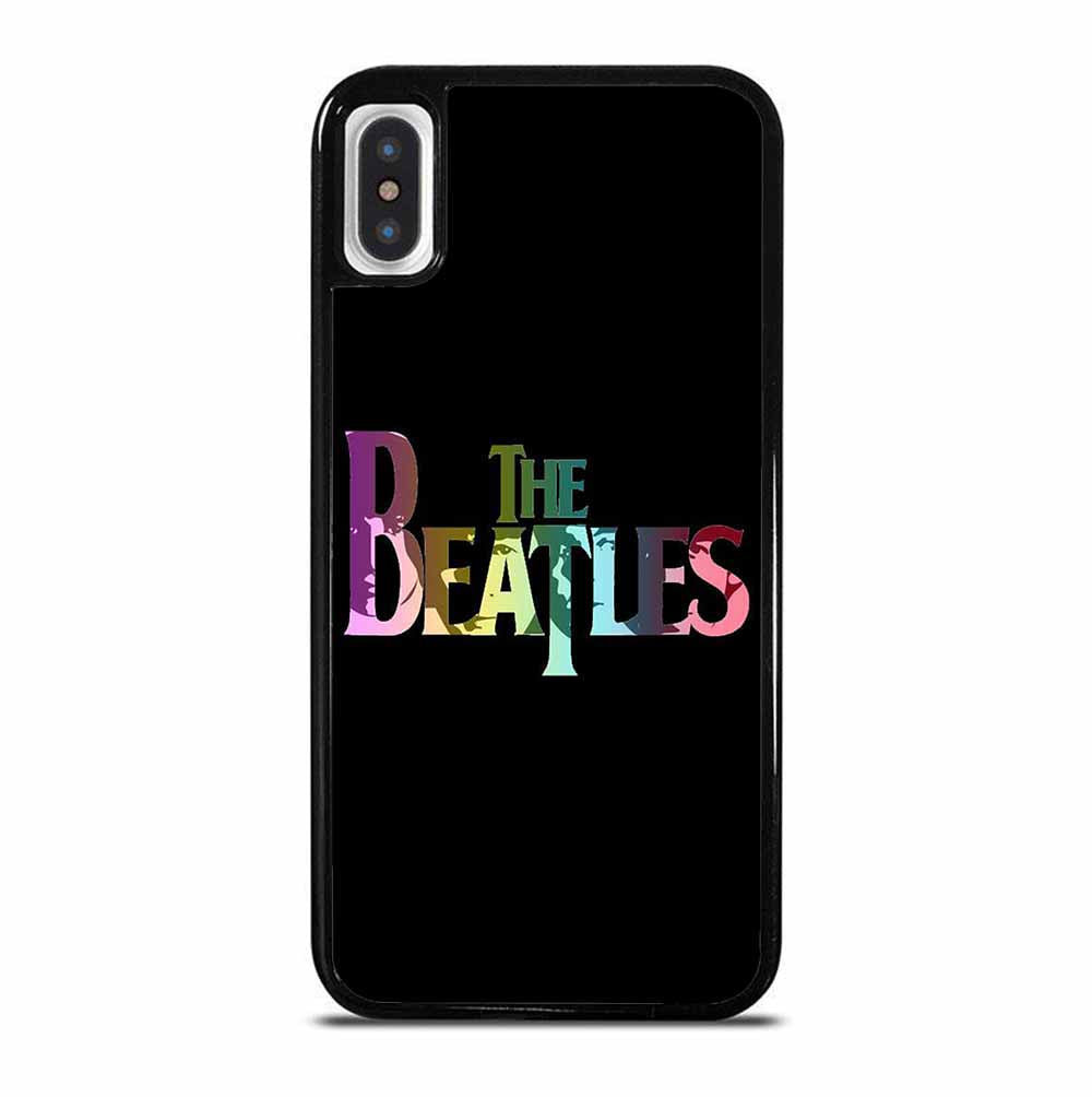 THE BEATLES ICON COLORFULL iPhone X / XS Case