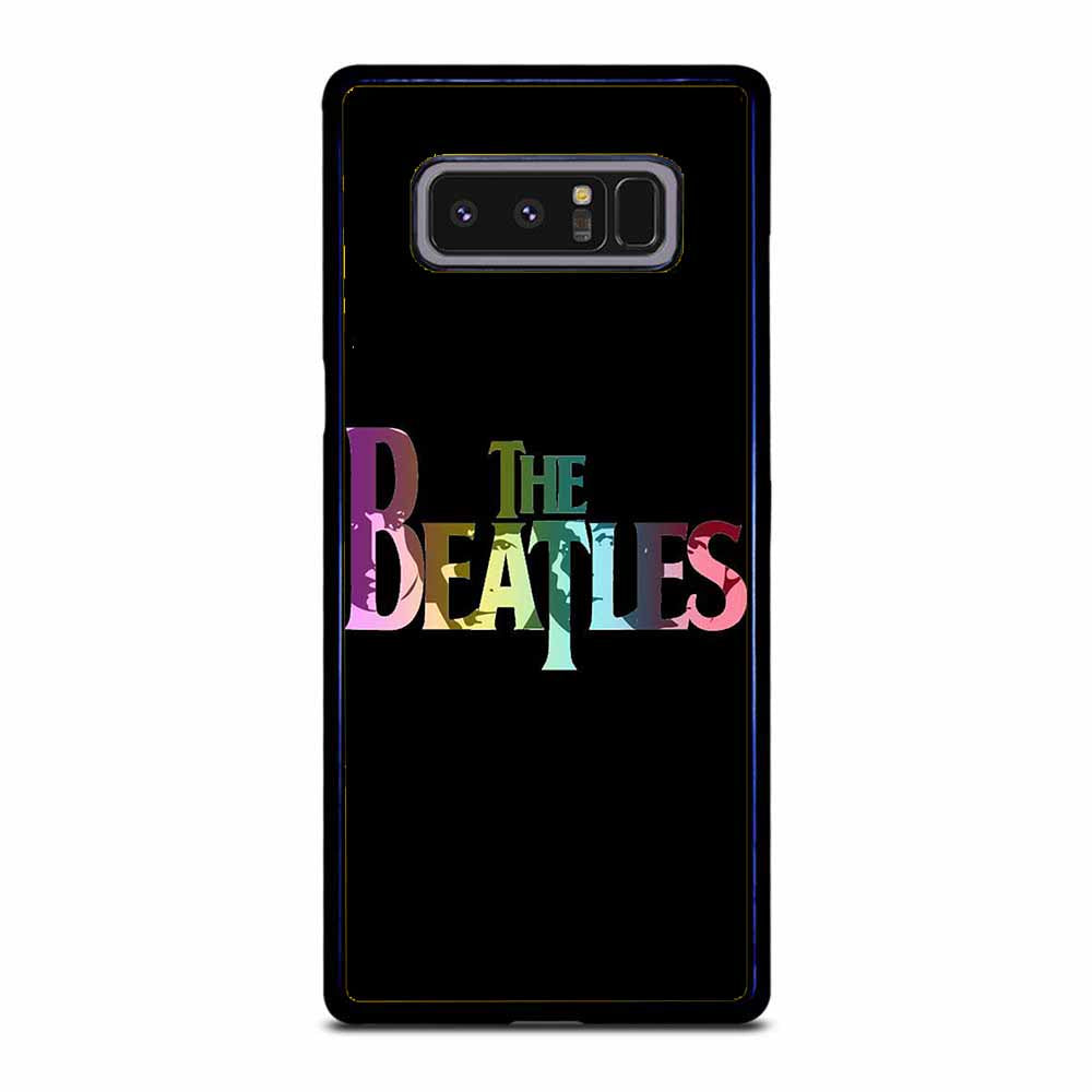 THE BEATLES ICON COLORFULL Samsung Galaxy Note 8 case