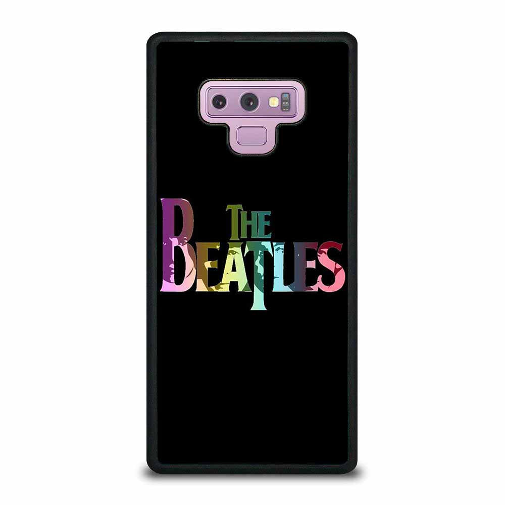 THE BEATLES ICON COLORFULL Samsung Galaxy Note 9 case