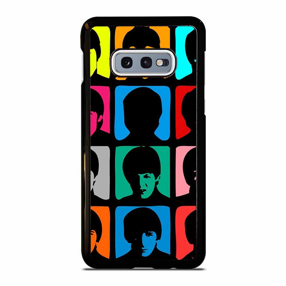 THE BEATLES POP ART Samsung Galaxy S10E case