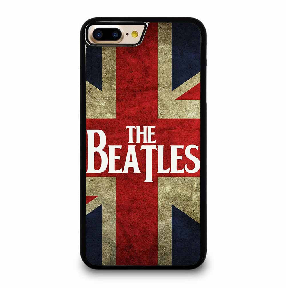 THE BEATLES UK FLAG iPhone 7 / 8 PLUS case