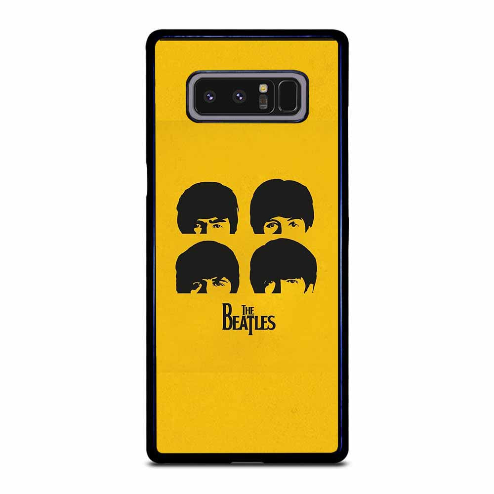 THE BEATLES YELLOW Samsung Galaxy Note 8 case