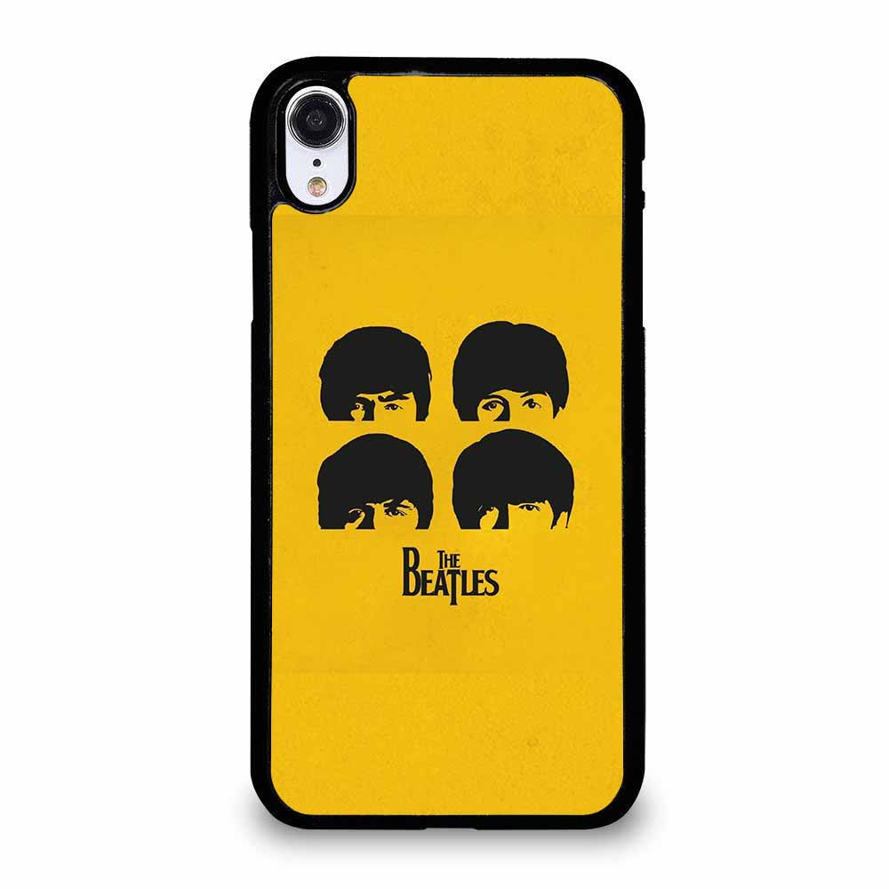 THE BEATLES YELLOW iPhone XR Case