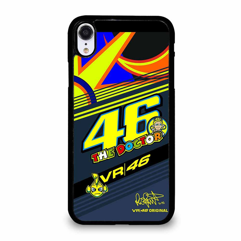 THE DOCTOR VR 46 iPhone XR Case