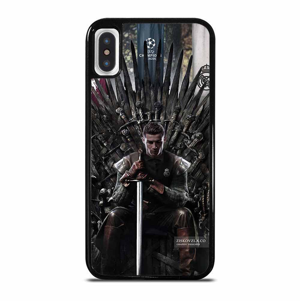 THE KING CR 7 iPhone X / XS Case