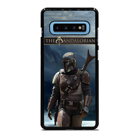 THE MANDALORIAN 1 Samsung Galaxy S10 Plus case