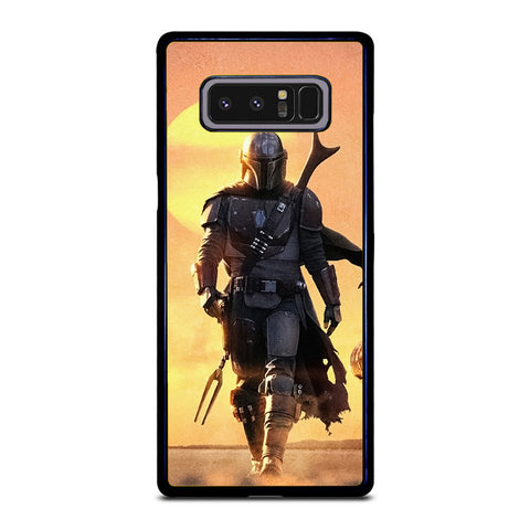 THE MANDALORIAN STAR WARS Samsung Galaxy Note 8 case