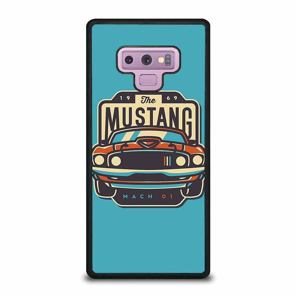 THE MUSTANG 1969 Samsung Galaxy Note 9 case