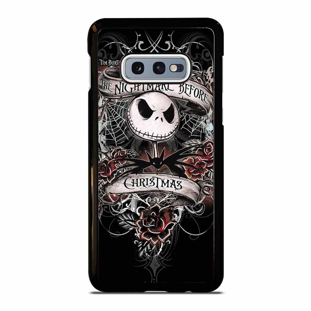 THE NIGHTMERE BEFORE CHRISTMAS LOGO Samsung Galaxy S10E case