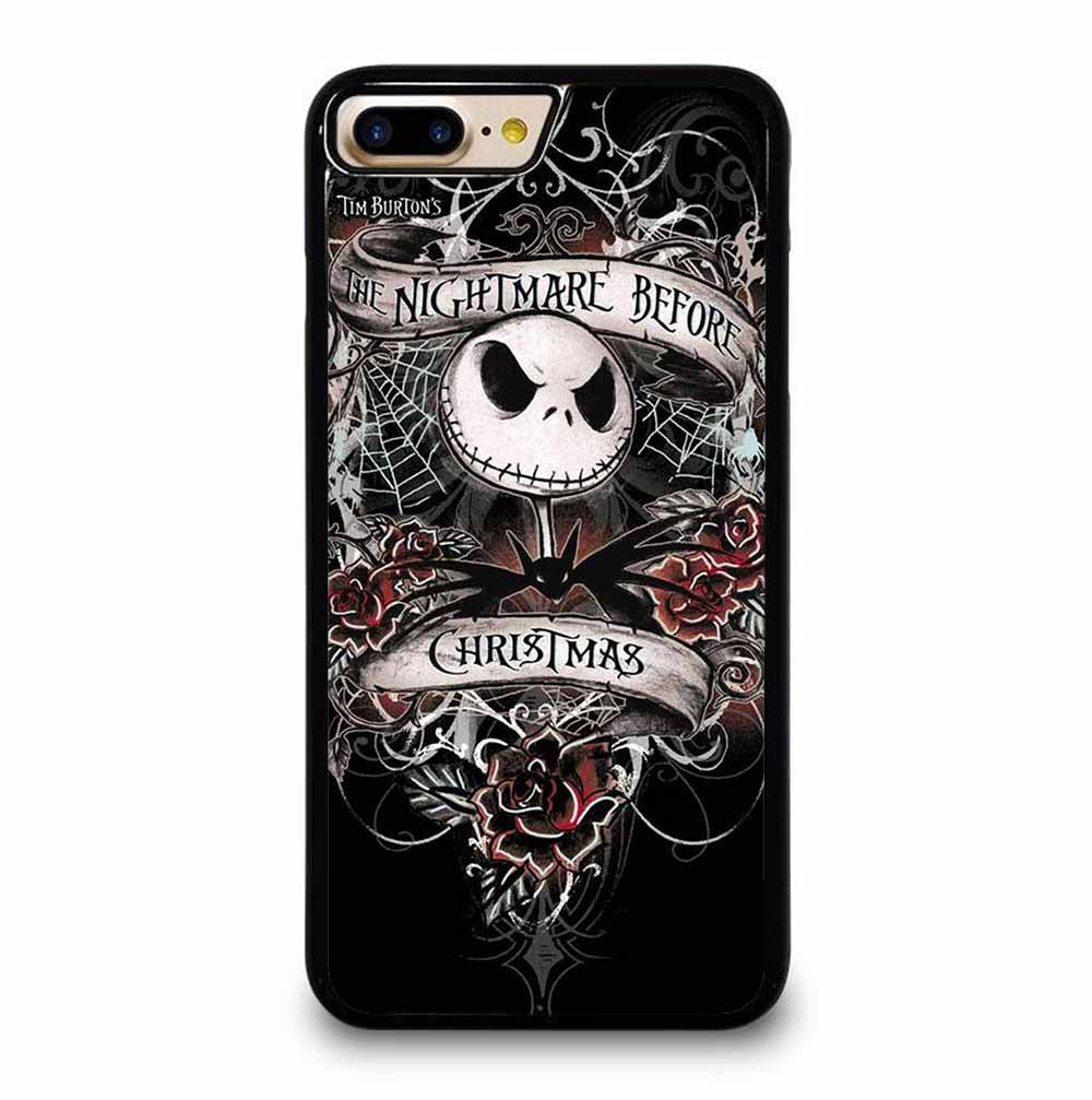 THE NIGHTMERE BEFORE CHRISTMAS LOGO iPhone 7 / 8 PLUS case