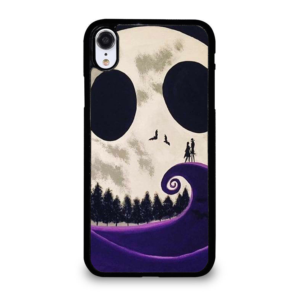 THE NIGHTMERE BEFORE CHRISTMAS MOON iPhone XR Case