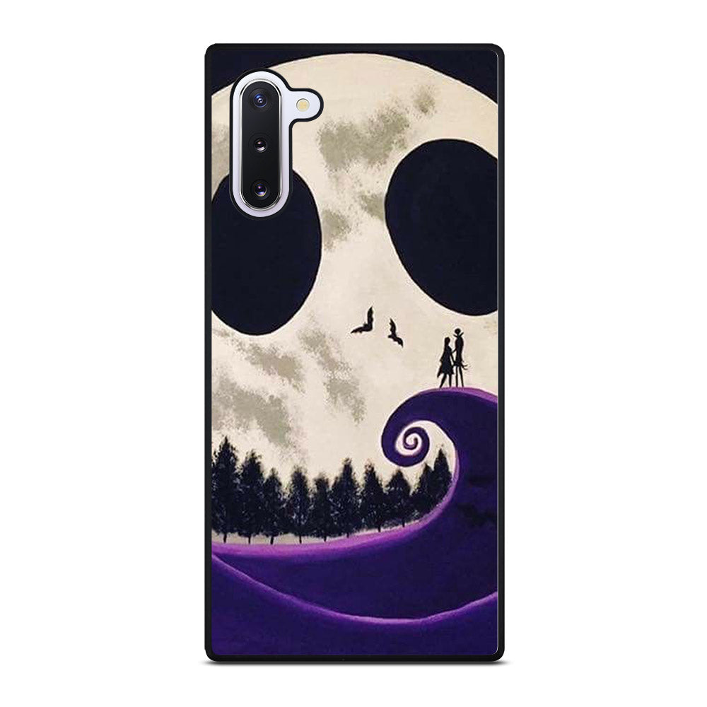 THE NIGHTMERE BEFORE CHRISTMAS MOON Samsung Galaxy Note 10 case