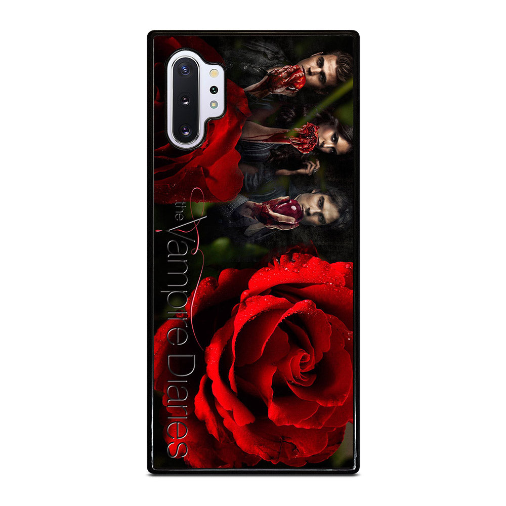 THE VAMPIRE DIARIES FLOWERS Samsung Galaxy Note 10 Plus case