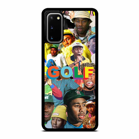TYLER THE CREATOR GALLERY SAMSUNG GALAXY S20 CASE