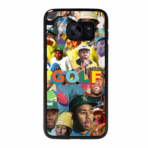 TYLER THE CREATOR GALLERY Samsung Galaxy S7 Edge case