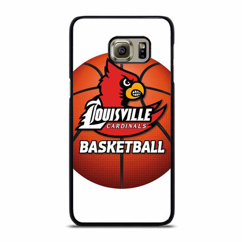 UNIVERSITY OF LOUISVILLE BASKETBALL Samsung Galaxy S6 Edge case
