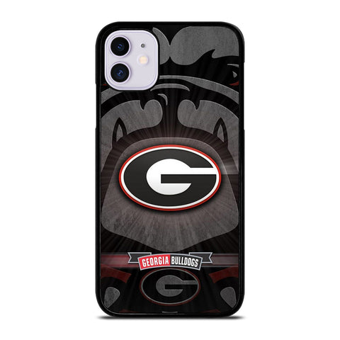 UNIVERSITY GEORGIA BULLDOGS iPhone 11 Case