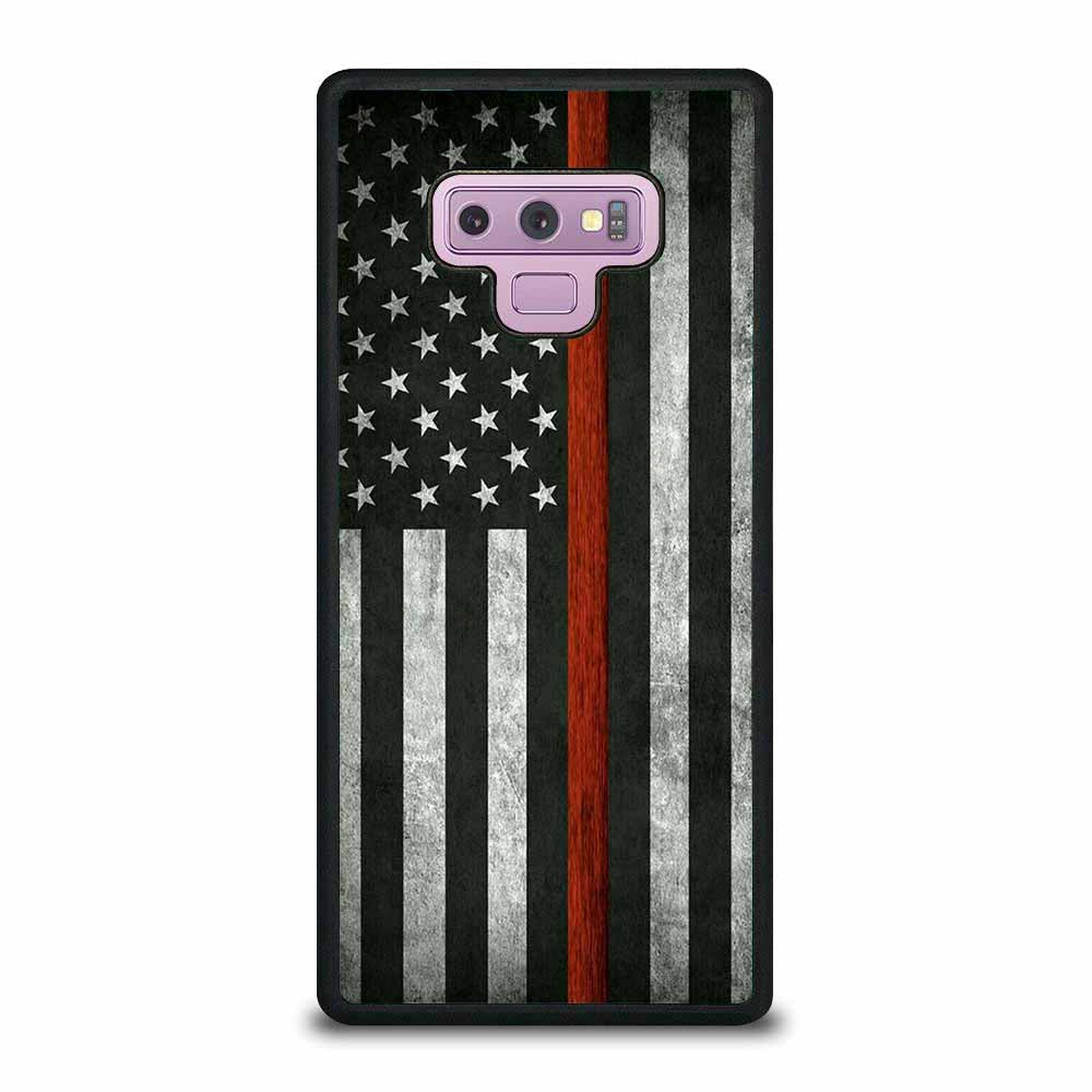 USA FLAG MONOCHROME Samsung Galaxy Note 9 case