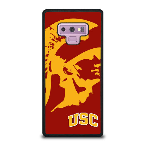 USC TROJANS COLLEGE Samsung Galaxy Note 9 case