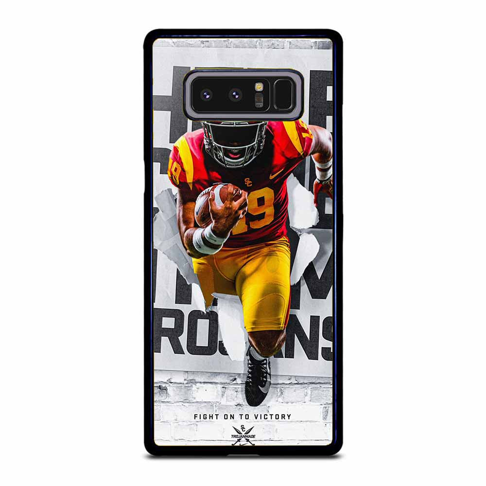 USC TROJANS FOOTBALL FIGHT ON VICTORY Samsung Galaxy Note 8 case