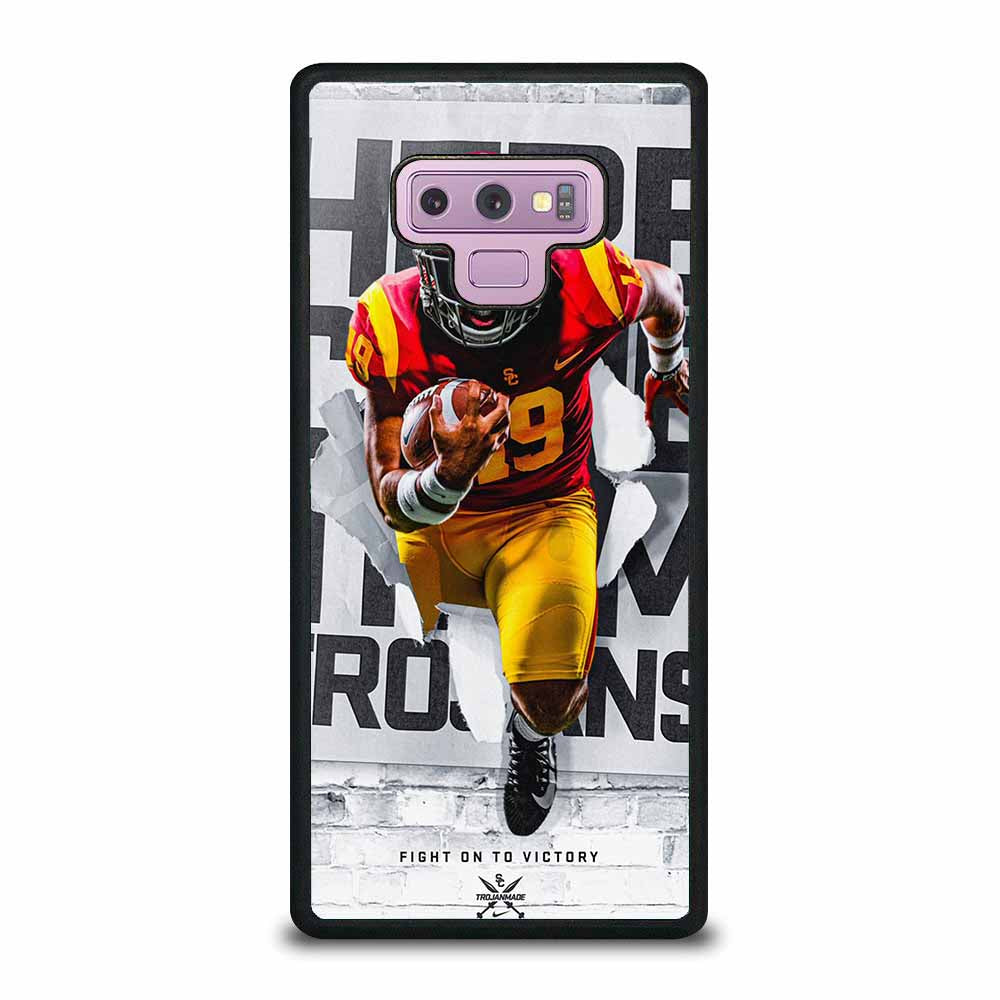 USC TROJANS FOOTBALL FIGHT ON VICTORY Samsung Galaxy Note 9 case