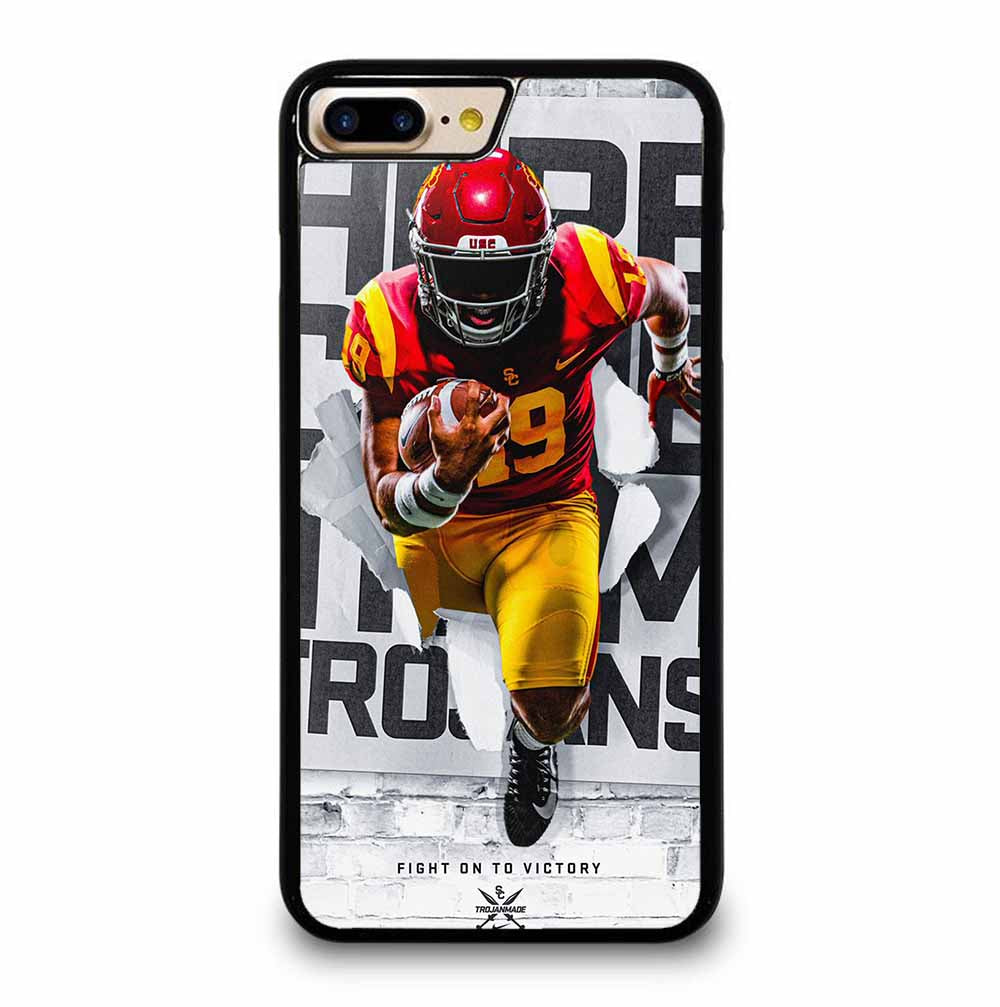 USC TROJANS FOOTBALL FIGHT ON VICTORY iPhone 7 / 8 PLUS case