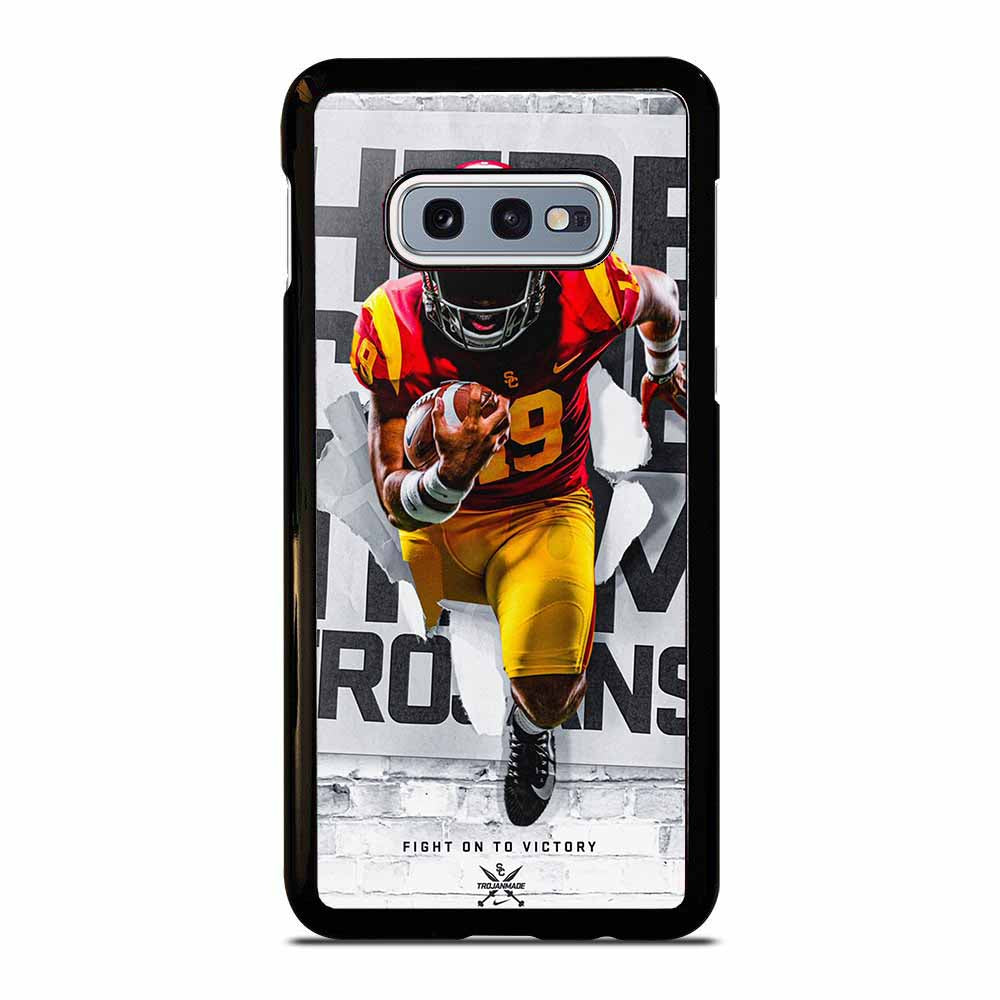 USC TROJANS FOOTBALL FIGHT ON VICTORY Samsung Galaxy S10E case