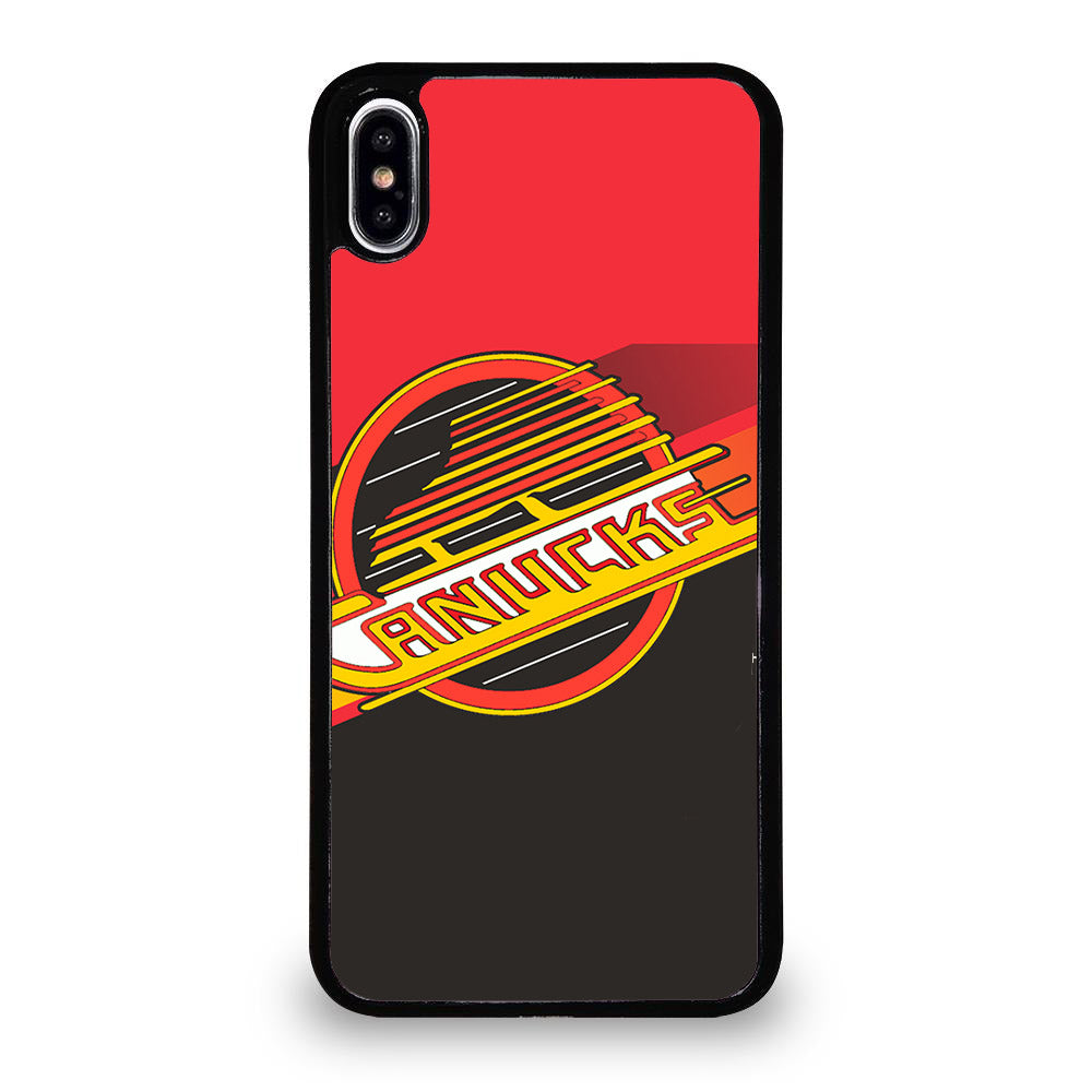 VANCOUVER CANUCKS ICON iPhone XS Max Case