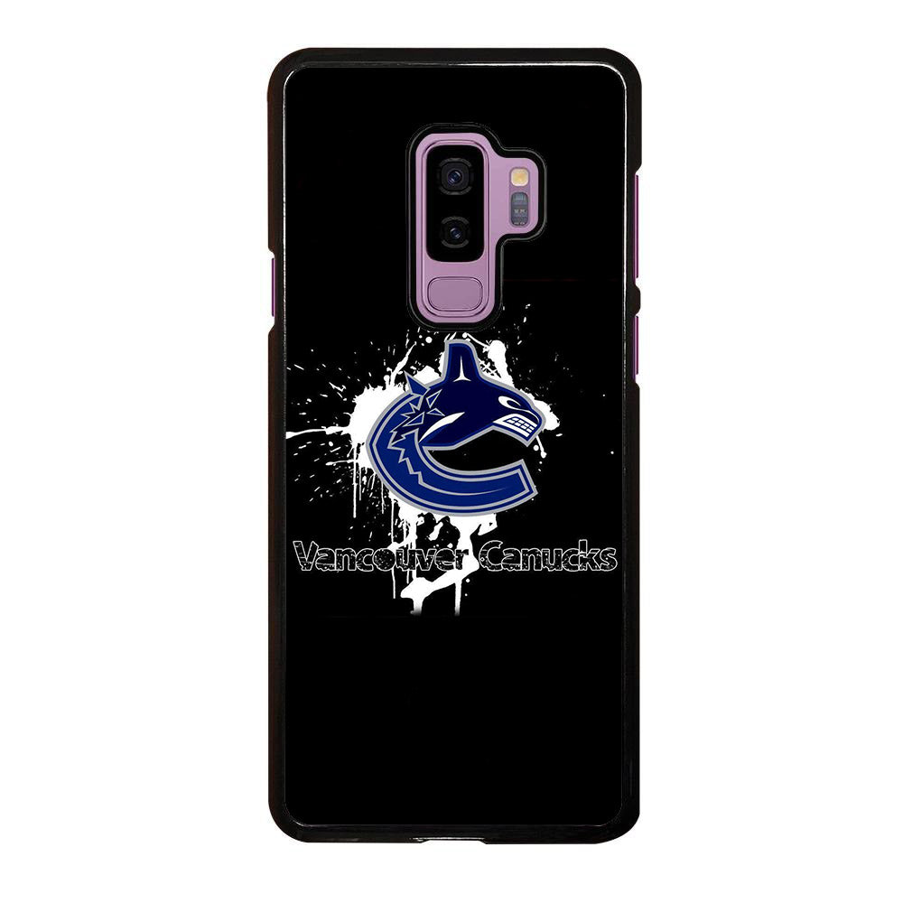 VANCOUVER CANUCKS LOGO Samsung Galaxy S9 Plus case