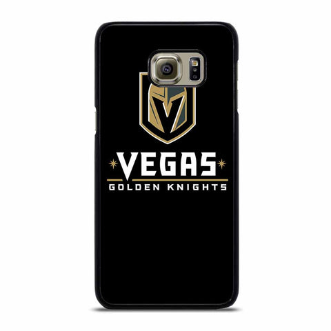 VEGAS GOLDEN KNIGHT SYMBOL Samsung Galaxy S6 Edge case