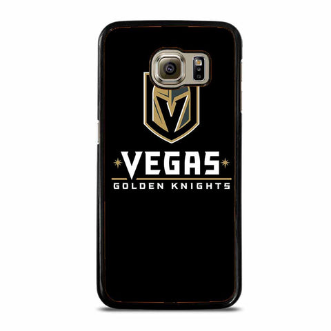 VEGAS GOLDEN KNIGHT SYMBOL Samsung Galaxy S6 case