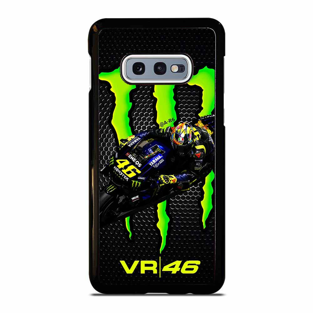 VR46 MONSTER ENERGY LOGO Samsung Galaxy S10E case