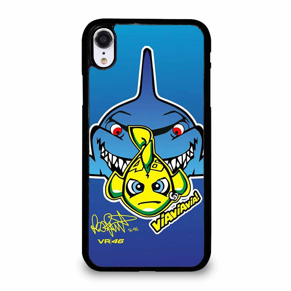 VR 46 NEMO FISH iPhone XR Case
