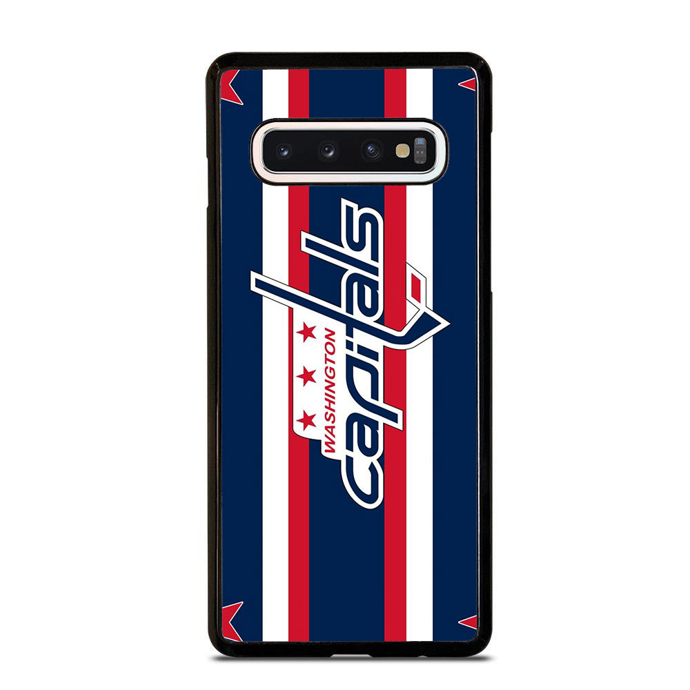 WASHINGTON CAPITALS HOCKEY NHL Samsung Galaxy S10 Case