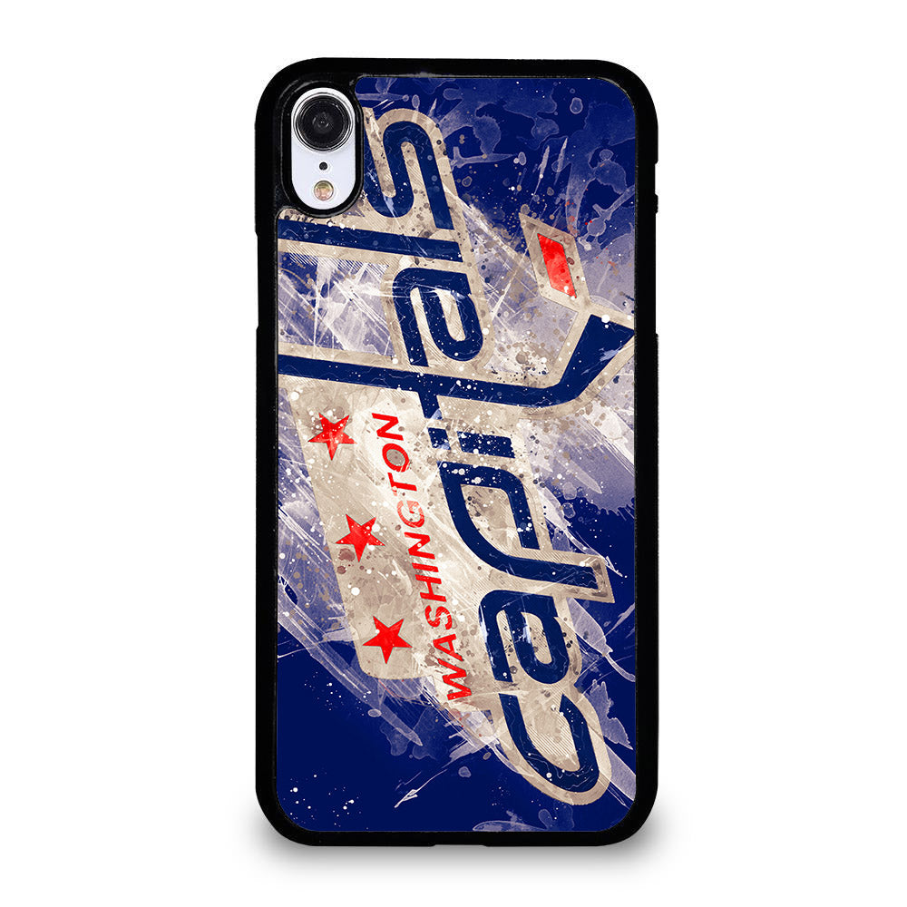 WASHINGTON CAPITALS iPhone XR Case