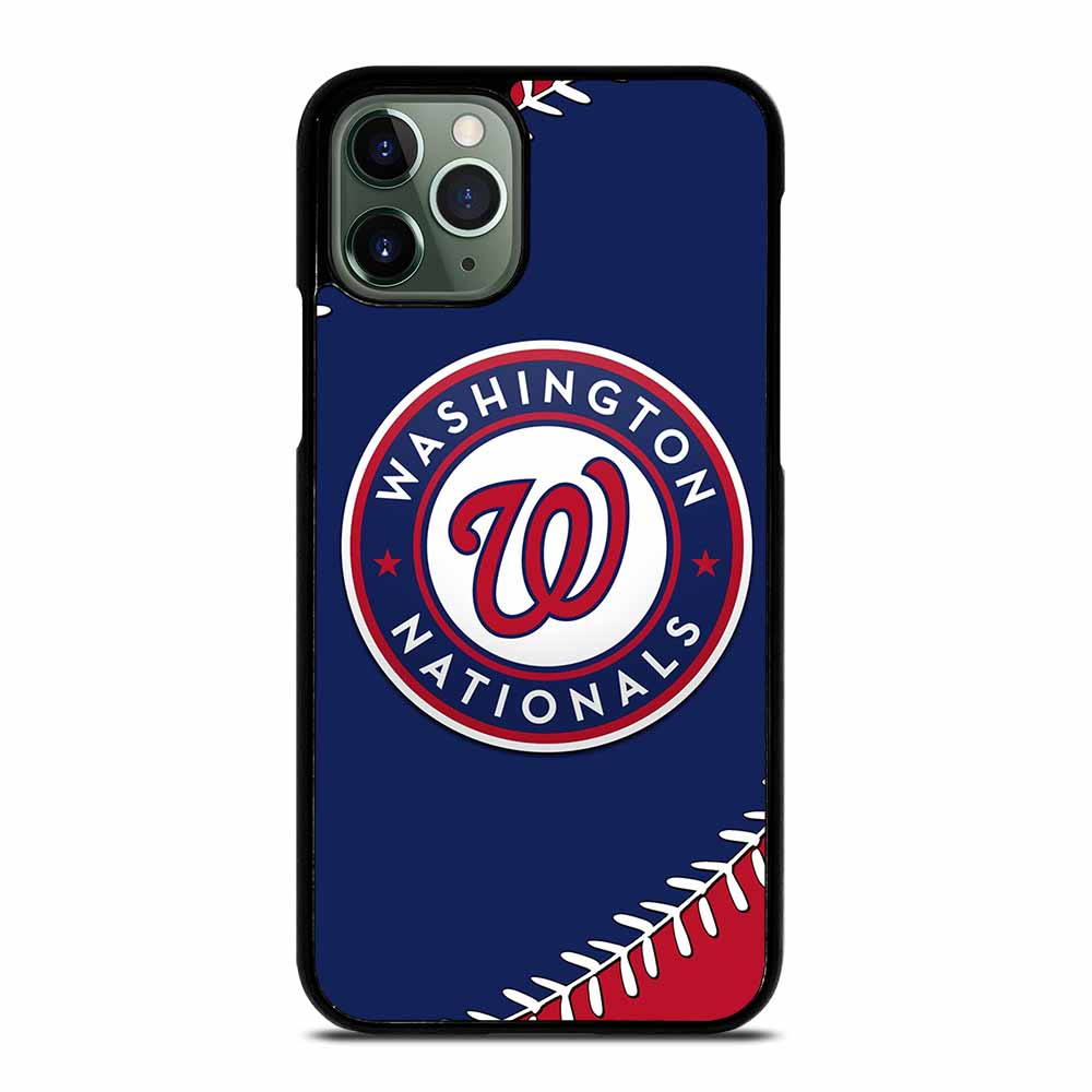 WASHINGTON NATIONALS BASEBALL iPhone 11 Pro Max Case