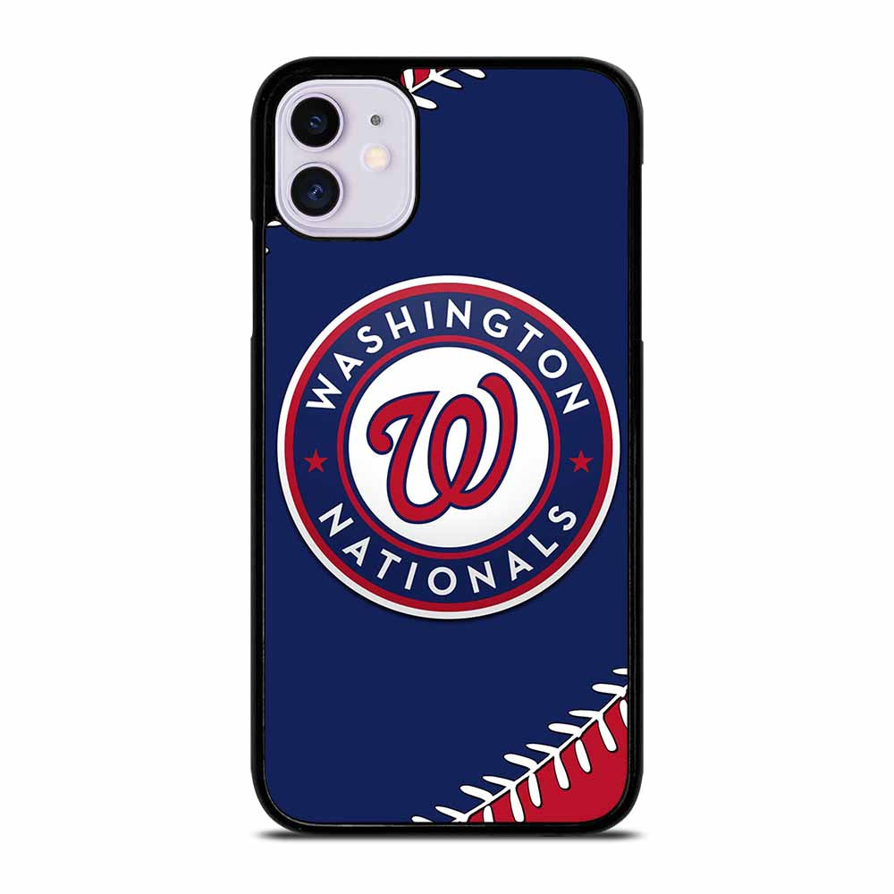 WASHINGTON NATIONALS BASEBALL iPhone 11 Case