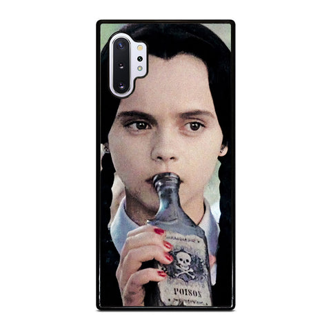 WEDNESDAY ADDAMS Samsung Galaxy Note 10 Plus case