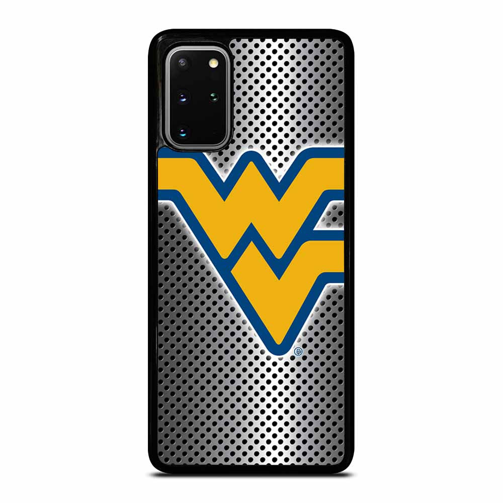 WEST VIRGINIA BLACK BEARS LOGO SILVER SAMSUNG GALAXY S20 ULTRA CASE