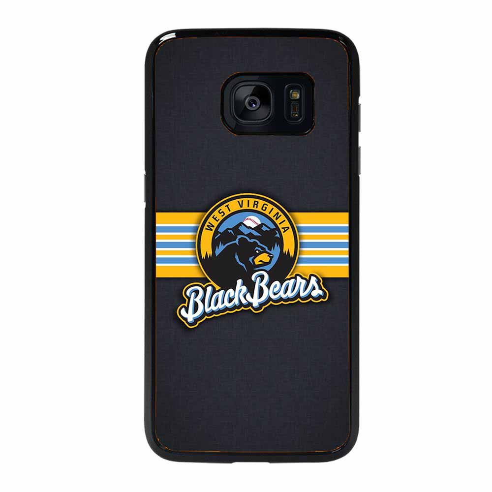 WEST VIRGINIA BLACK BEARS LOGO Samsung Galaxy S7 Edge case